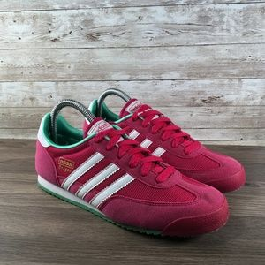 Adidas Originals Dragon Youth 6 Pink Sneaker
